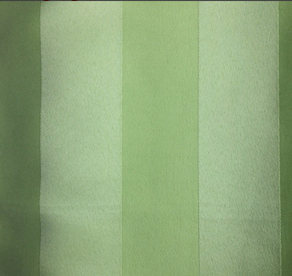 Green Striped Napkin
